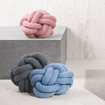 Design House Stockholm Cuscino Knot, rosa