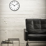 Arne Jacobsen AJ Station wall clock, 16 cm