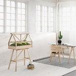 Design House Stockholm Greenhouse, frassino