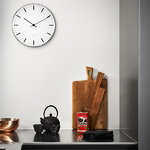 Arne Jacobsen AJ City Hall wall clock, 16 cm