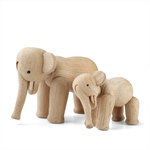 Kay Bojesen Wooden elephant, mini
