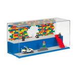 Room Copenhagen Lego Play & Display vitriini, kirkkaansininen