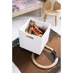 Nofred Cube storage box, white