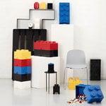 Room Copenhagen Lego Storage Brick 8, red