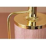 Warm Nordic Lampada da tavolo Fringe, rosa