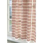 Artek Siena cotton fabric, 150 x 300 cm, brick - sand