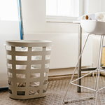 Hay Laundry basket, L, light grey