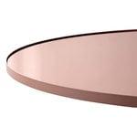 AYTM Circum mirror 70 cm, rose
