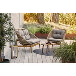 Cane-line String 2-istuttava sohva, luonnonvärinen - taupe