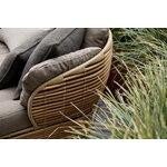 Cane-line Basket nojatuoli, luonnonvärinen - taupe