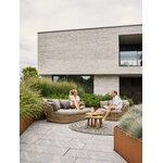Cane-line Basket 2-istuttava sohva, luonnonvärinen - taupe