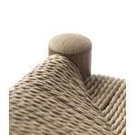 FDB Møbler J80 chair, oiled oak