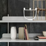 Muuto Compile bookend, grey