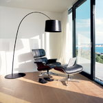 Foscarini Twiggy floor lamp, white