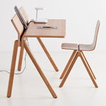 Hay Copenhague CPH190 desk, lacquered oak, PU lacquer