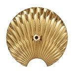 AYTM Concha wall hook XS, gold