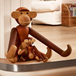 Kay Bojesen Wooden Monkey, large, teak