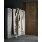 Fritz Hansen FH cashmere throw, beige