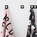 Design Letters Hook1, 2-pack