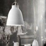 Fritz Hansen Caravaggio P1 pendant, matt light grey