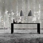 Fritz Hansen Caravaggio P2 riippuvalaisin, matta vaaleanharmaa