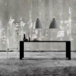Fritz Hansen Caravaggio P1 pendant, matt dark grey