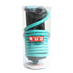 N.U.D. Collection Prolunga Nud Extend a 3 prese, turchese