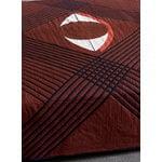 &Tradition The Eye AP9 bedspread, 240 x 260 cm, brown earth