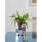 HAY Arcs vase, mirror