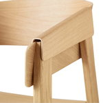 Muuto Cover armchair, oak