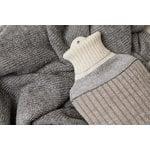 Form & Refine Aymara hot water bottle, pattern Grey