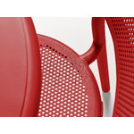 Fatboy Toni armchair, industrial red