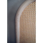 Matri Testiera Lempi 190 x 65 cm, frassino
