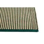 Hay Tapis matto, musta - vihreä