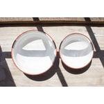 Vaidava Ceramics Ciotola Earth 2 L, bianca