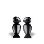 Kay Bojesen Lovebirds 2 pcs, black