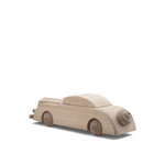 Kay Bojesen Limousine wooden car, oak, large
