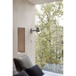 HAY Noc Wall Button wall lamp, off white