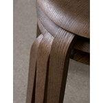 Menu Afteroom Plus dining chair, dark stained oak