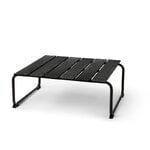 Mater Ocean lounge table, black