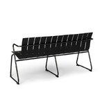 Mater Ocean bench, black
