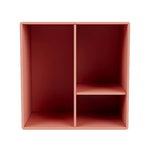Montana Furniture Montana Mini moduuli hyllyillä, 151 Rhubarb