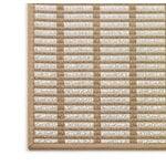 Woodnotes New York matto, luonnonvärinen - valkoinen