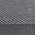 Muuto Pebble rug, dark grey