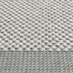 Muuto Pebble rug, light grey