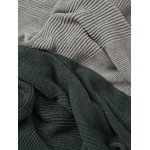 Muuto Rhythm throw, dark green