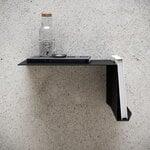 Nichba Shelve02 wall shelf, right, black