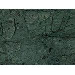 Skagerak Jut cabinet, green marble
