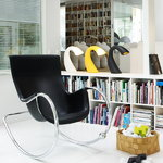 Studio Eero Aarnio Keinu, rocking chair