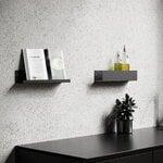 Nichba Shelf L40 wall shelf, black